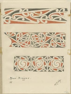 Maori Designs II