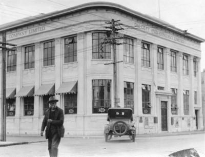 Dalgety & Company Ltd, Dickens Street, Napier