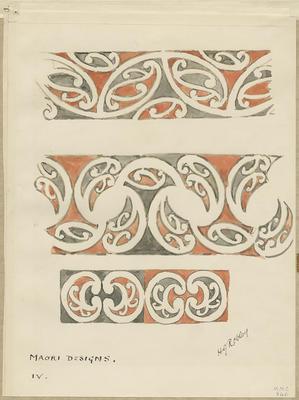 Maori Designs IV