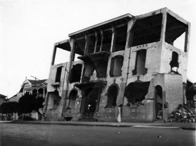 Ruins, Dr Moore's Private Hospital