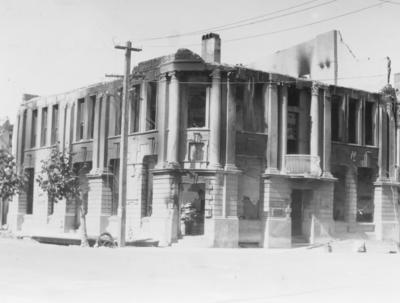 Hawke's Bay County Council, Herschell Street, Napier