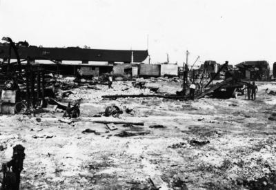 Demolition, Napier