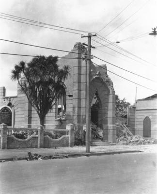 Hastings Methodist Church, Heretaunga and Hastings Street, Hastings