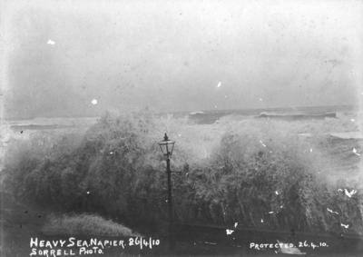 Heavy Sea, Napier