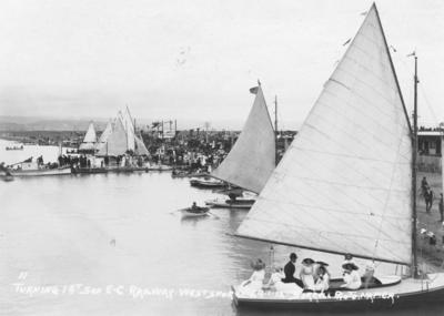 Celebrations, East Coast Railway, Westshore, Napier