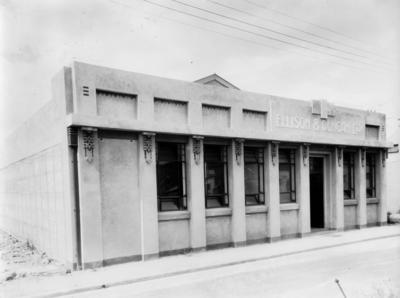 Ellison and Duncan Building, Waghorne Street, Ahuriri
