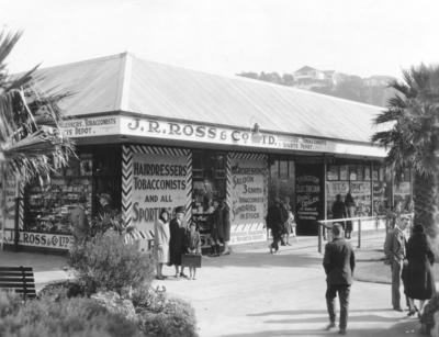 J R Ross and Company, Tin Town, Napier
