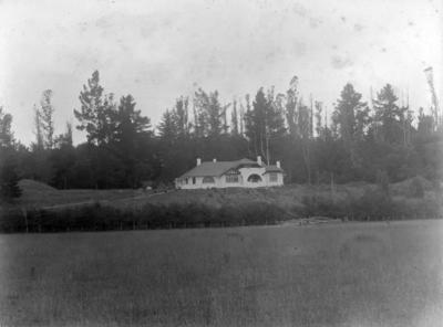 Mt Herbert homestead, Waipukurau; Golder, William