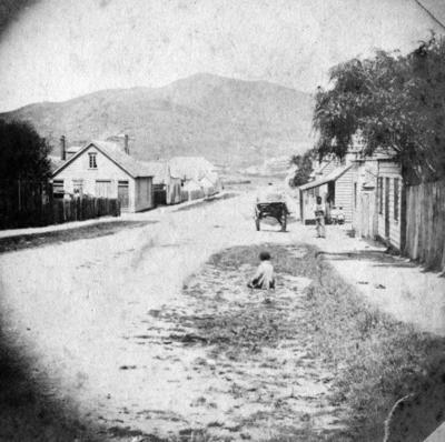 Dixon Street, Wellington