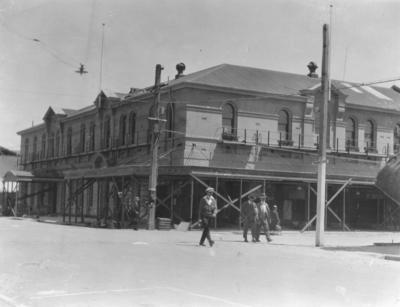 Pacific Hotel, Heretaunga Street, Hastings
