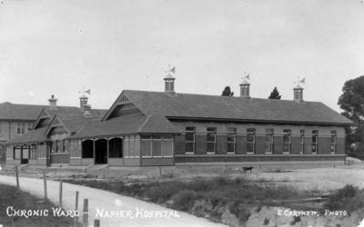 Chronic Ward, Napier Hospital