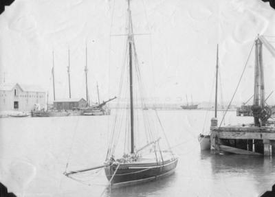 Port Ahuriri, Napier; 56/28