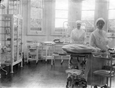Surgical Nurses, Napier Hospital