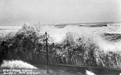 Heavy Seas, Napier; Sorrell & Son