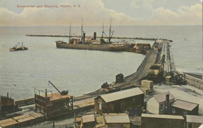 Breakwater Napier