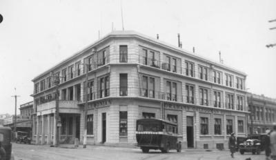 Caledonian Hotel, Hastings Street, Napier