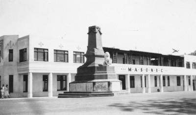 Masonic Hotel, Napier