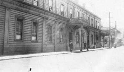 Criterion Hotel, Napier