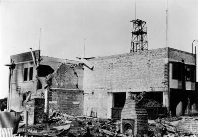 Napier Central Fire Station; Williams, David Godfrey