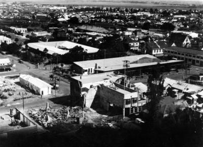 View of Napier; Williams, David Godfrey