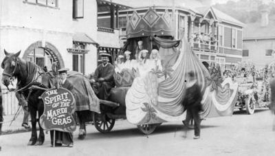 Napier Mardi Gras