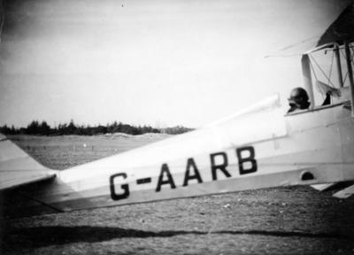 Jean Batten's De Havilland Gipsy Moth G-AARB