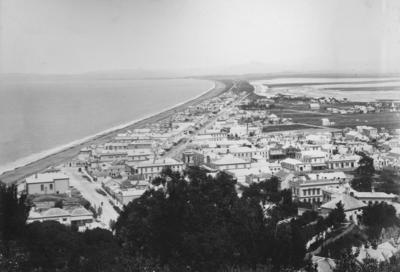 View of Napier; Williams, F W