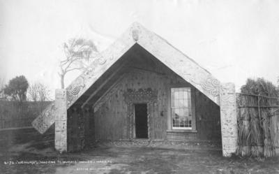 Uenuku, Matene Te Huaki's House, Maketu