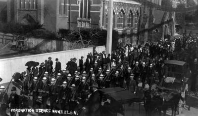 Coronation Parade