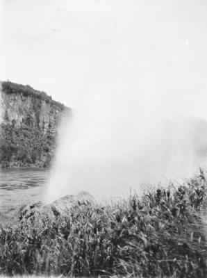 Crow's Nest geyser, Taupo