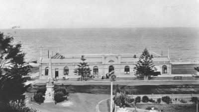 Municipal Baths, Napier