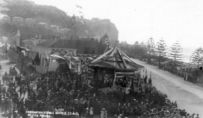 Coronation Celebration, Marine Parade