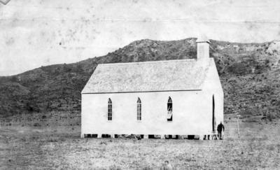Unidentified church