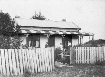House, Napier Terrace, Napier