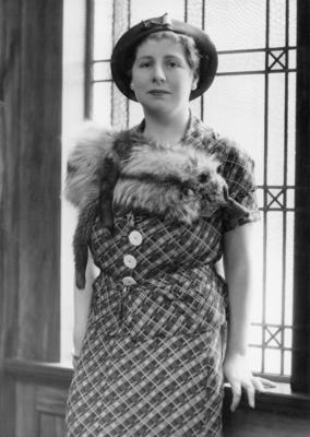 Myrtle Sinclair, Mardi Gras Queen Candidate