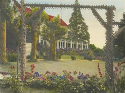 McLean Residence, Napier Terrace, Napier