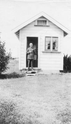 Police Office and Lock-up, Ongaonga, Hawke's Bay
