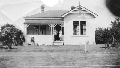 Police Station residence, Ongaonga, Hawke's Bay