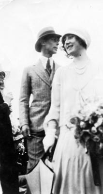 Duke and Duchess of York, Napier