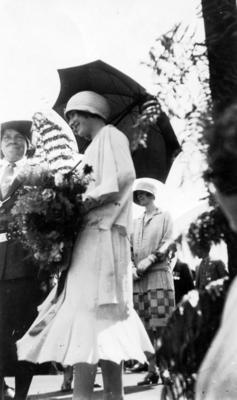 Duchess of York, Napier