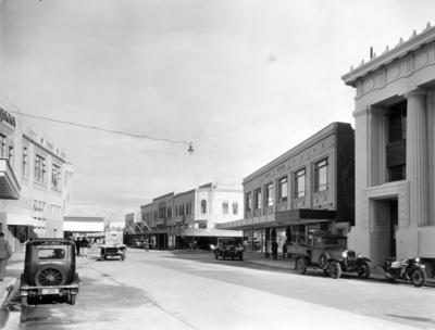 Dalton Street, Napier