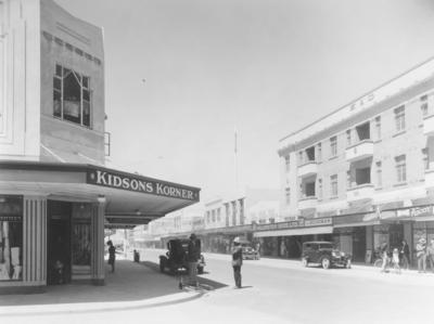 Corner of Dalton and Emerson Streets, Napier
