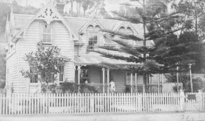 House, Tennyson Street, Napier