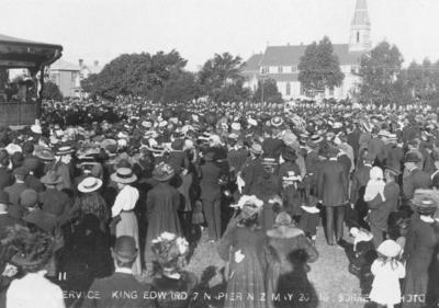 Commemoration Funeral Service for King Edward VII