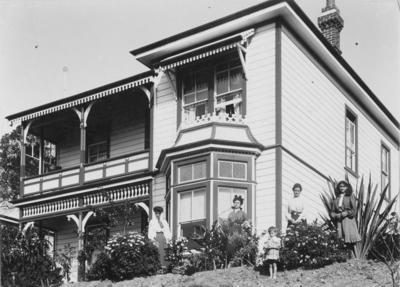 House, Colenso Avenue, Napier