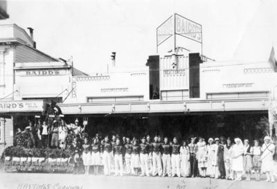Baird's Staff; Lovell-Smith, Hubert John