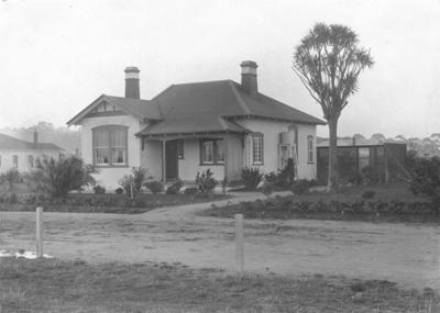 House, Nelson Park, Napier