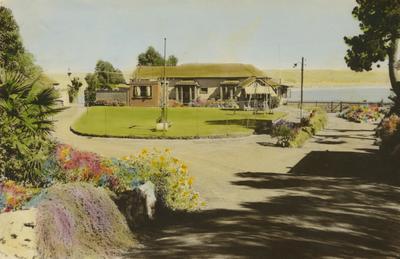 Vigor Brown residence, Westshore, Napier