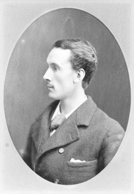 Portrait of Douglas Maclean