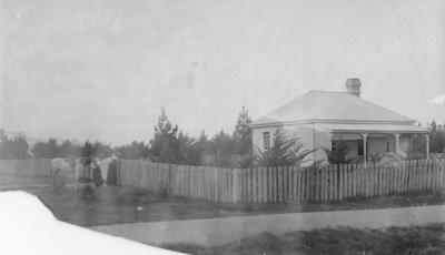 House, unidentified location